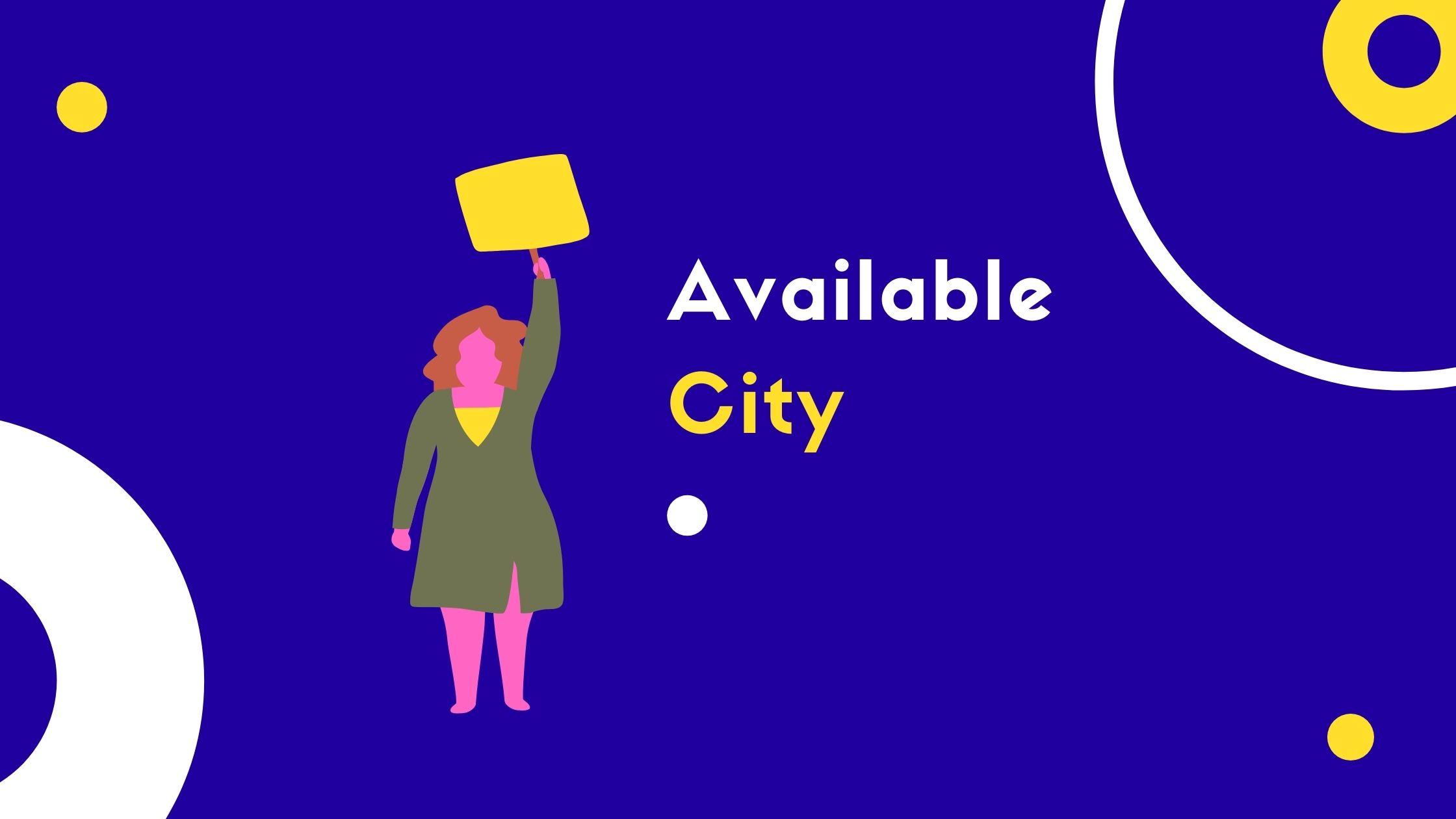 Available City - Health portal
