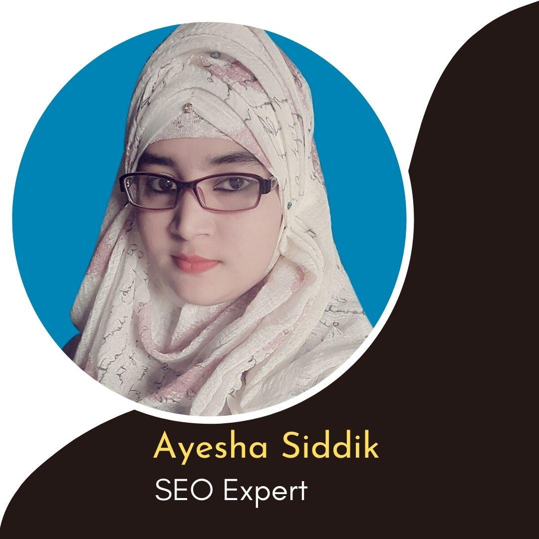 Ayesha-Siddik